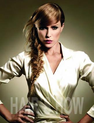Hair: Rachel Lait @ Goldsworthy�s