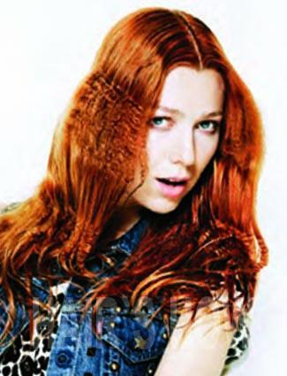 Hair: Yolanda Aberasturi