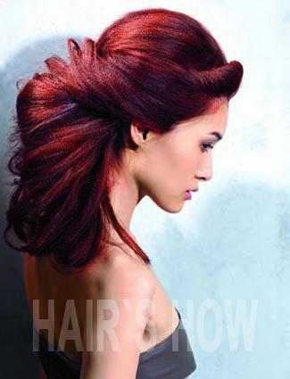 Hair: Sascha Haseloff, Ken, Mario Krankl, Ioana Ecard for Goldwell