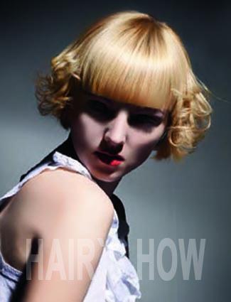 Hair: Kai Uwe Steeg, Creative Artist Clynol Salon Exclusive