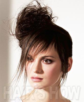 Hair: Phillip Bell :: Brand: Ishoka