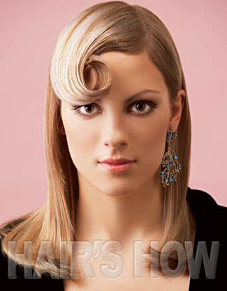 Hair: Marianna Muhamedeeva :: Brand: Beauty Salon �Aida�