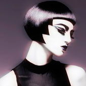 Jamie Stevens British Hairdresser of the Year Nominee