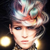 Mark Leeson British Hairdresser of the Year Nominee