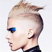 Errol Douglas British Hairdresser of the Year Nominee