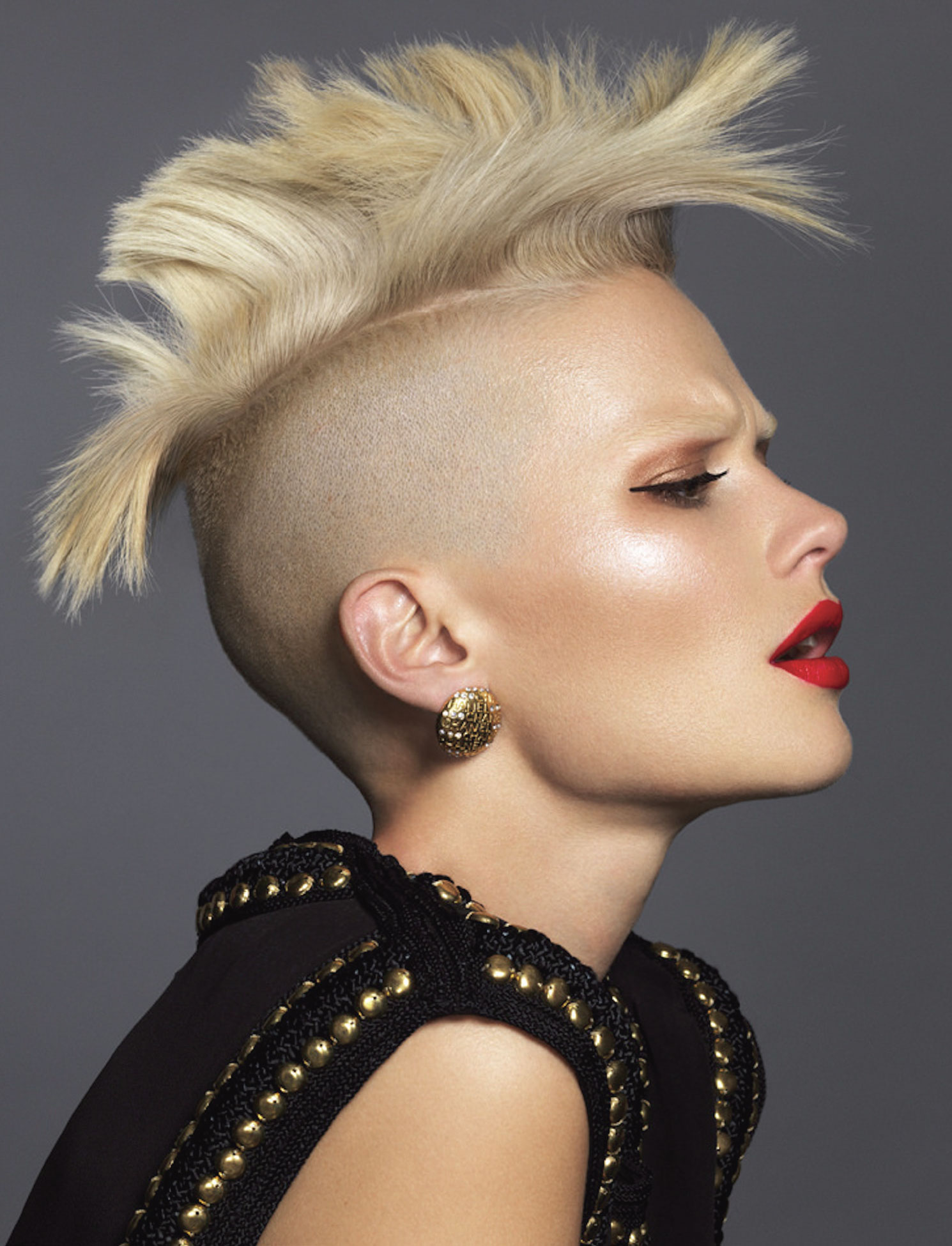 Frank Apostolopoulos, Australian Hairdresser of the Year finalist