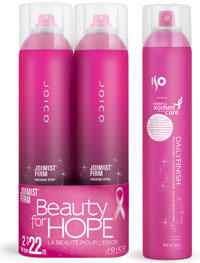 Joico's JoiMist Firm Duo, ISO Daily Finish