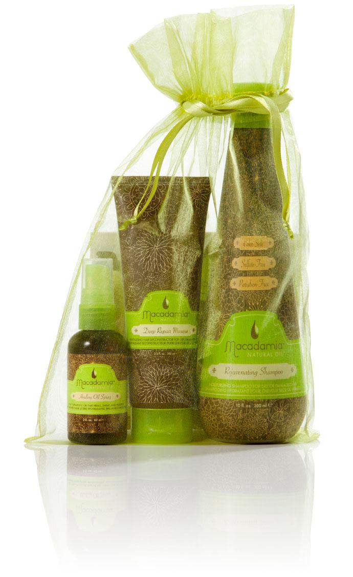 Macadamia Natural Oil Mesh Bag