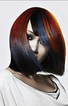 Chad Demchuk, Haircolor award winner