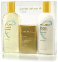 Malibu Blondes Wellness Kit,