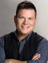 Jason Hall, Co-owner and Managing Director