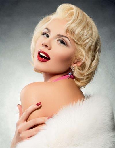 A la Marilyn Monroe
