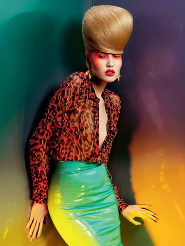 Claire Atkinson @ HOB Salons