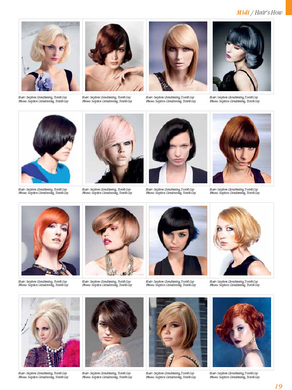 HAIR\'S HOW, Vol.15: 1000 HAIRSTYLES - Hair and Beauty Educational ...