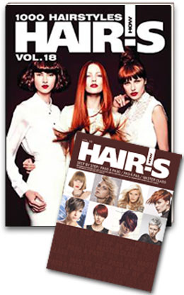 `1000 hairstyles,` the book