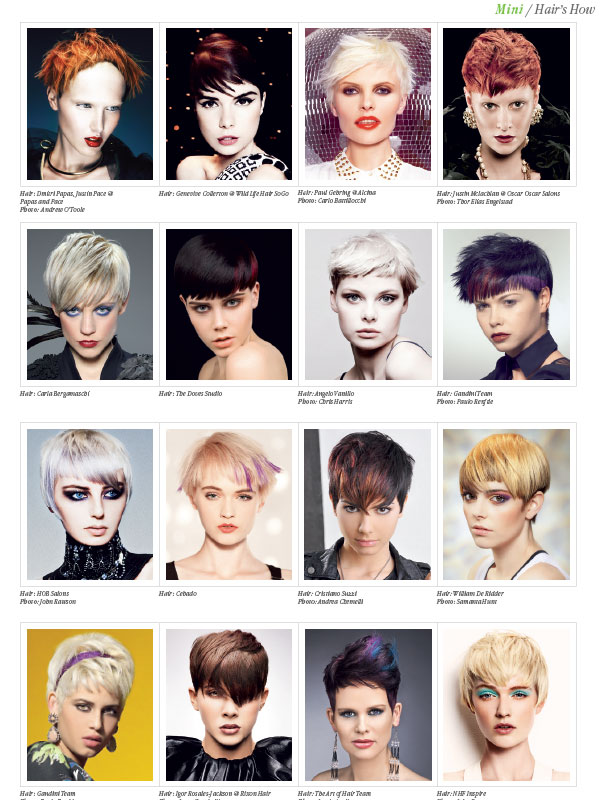 HAIR\'S HOW, Vol.18: 1000 HAIRSTYLES - Hair and Beauty Educational ...