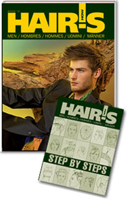 `MEN Hairstyles,` the book