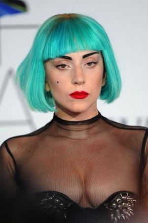 Lady Gaga, circa 2011