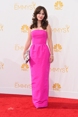 Emmy Awards How-To: Zooey Deschanel