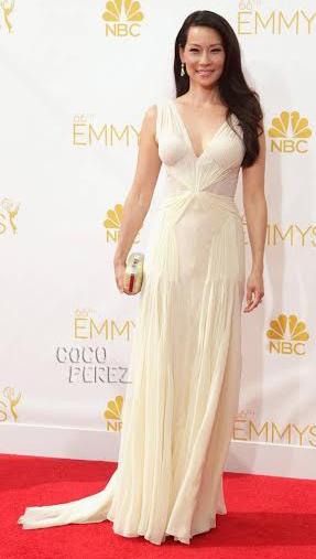 Emmy Awards How-to: Lucy Liu