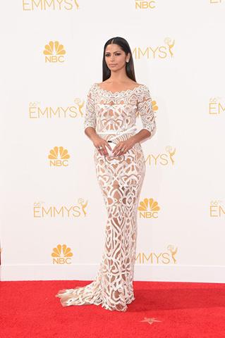Emmy Awards How-To: Camila Alves