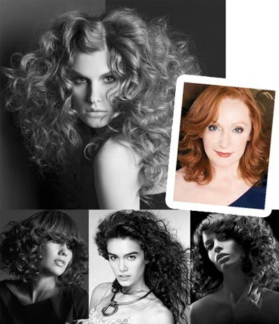 Vivienne`s Philosophy with curl