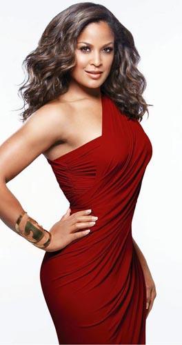 KNOCKOUT: Boxing Champ Laila Ali Talks Beauty