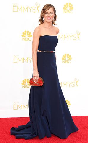 Emmy Awards How-To: Kim Dickens