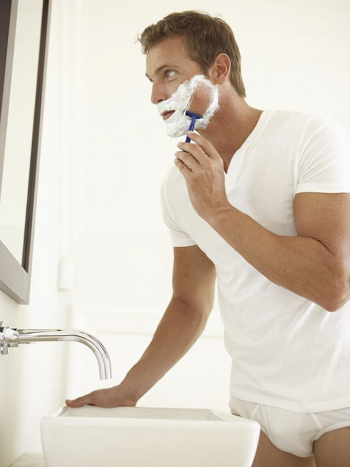 Shave Tips for Him