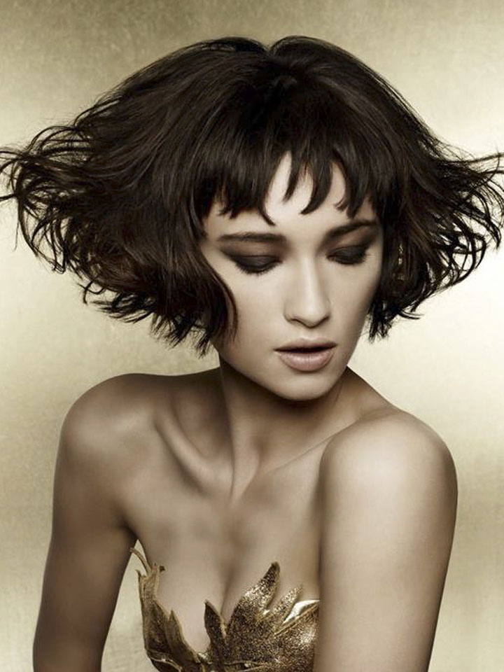 Deep rich brunette color by Andrew Mulvenna