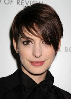 Anne Hathaway Shines