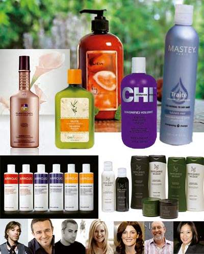 SOAP DISH: What`s New in Shampoo. The Blather About Lather