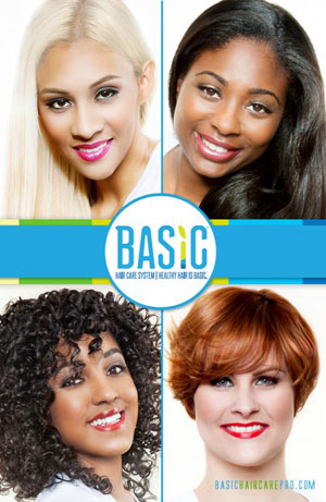 BASIC Hair Care collection