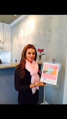 BCA: Bellezza Spa Goes Pink for Breast Cancer Awareness