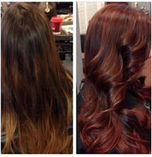 Blazing Beauty: Brightening Clients` Color for Autumn