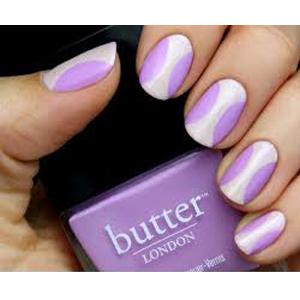 DIY: Lavender Nail Art How-To