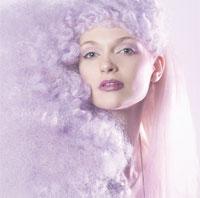 Purple Candy Queen