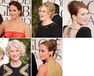 Golden Globe Goddesses