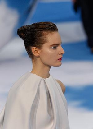 Christian Dior Photos courtesy of Redken