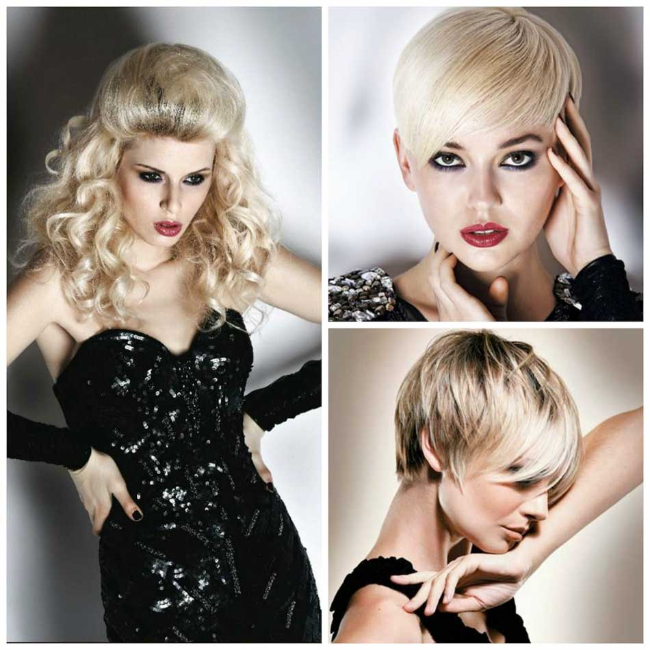 Pastel Platinum Blonde Gallery
