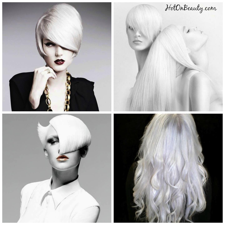White Platinum Blonde