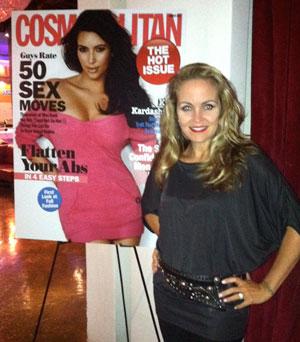 Cosmopolitan Magazine `Summer Splash`