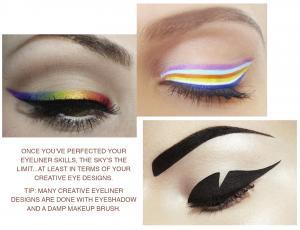 Creative_Cat_Eyes:_Rainbow_Eyeliner_