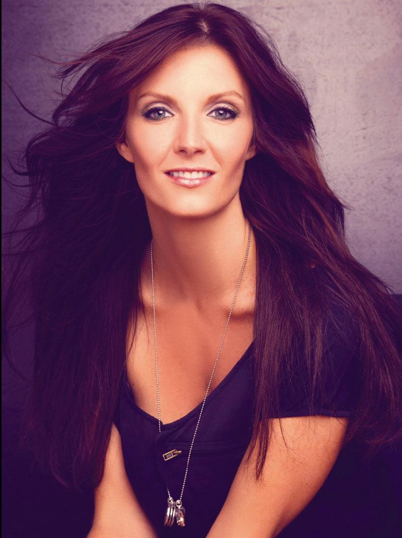 Danielle Keasling, owner of Salon Karma in South Carolina