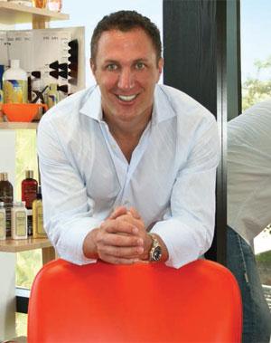 Scott Mitchell, CEO of Organic Salon Systems