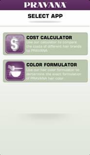 The revamped ChromaSilk Hair Color Formulator & Cost Comparison Calculator
