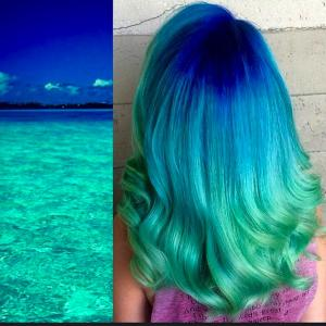 Deep_blue_and_azure_blue_to_green_inspired_by_a_tropical_sea_by_Breanna_Little_@breanna_anythingbutbasic_