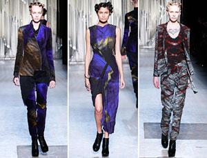 Designer Kimberly Ovitz - NYFW Fall `13