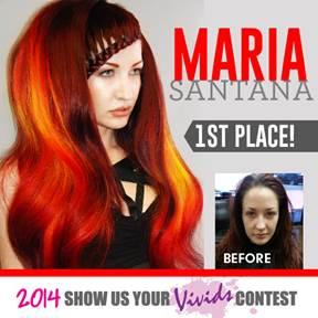 Maria Santana`s 1st place look