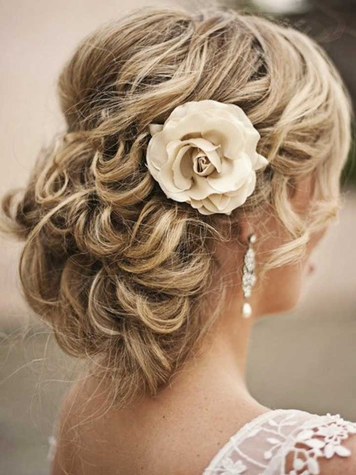 Mussed-Have Messy Updos